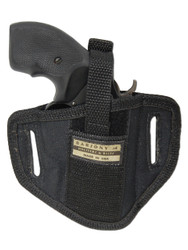 "New 6 Position Ambidextrous Concealment Gun Pancake Holster for 2"" Snub Nose Revolvers (#34R)"