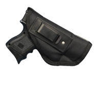 New Inside the Waistband Gun Holster for Compact Sub-Compact  9mm .40 .45 Pistols with LASER (#67-22L)