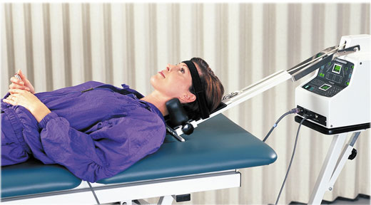 Cervical Neck Traction Devices Saunders And Comfortrac
