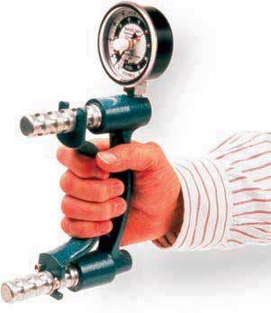 Hand Dynamometer for Grip Strength Testing