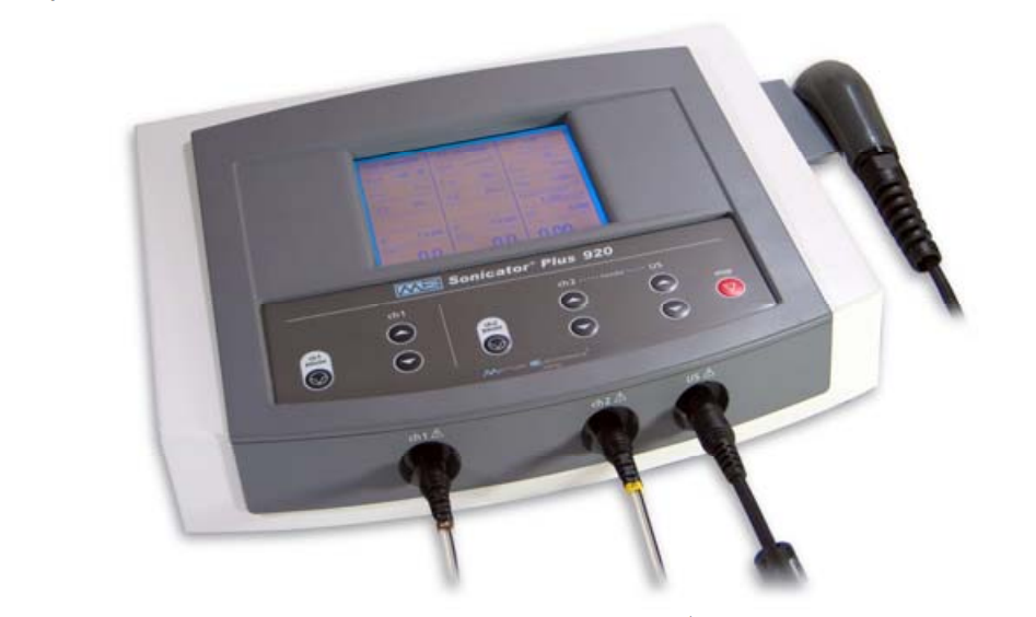 sonicator ultrasound machine