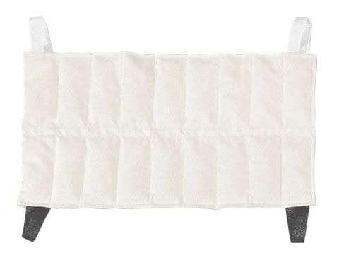 Moist heat packs help physical therapists treat pain and swelling after injuries and surgery.