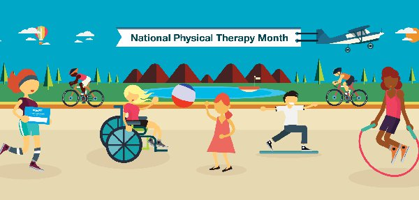 Happy National Physical Therapy Month