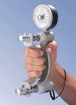 Jamar Hydraulic Hand Grip Dynamometers