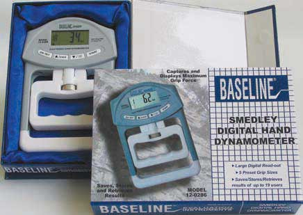 Buy Digital Spring Hand Dynamometers at ProHealthCareProducts.com