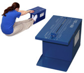 Sit and Reach Test Box - Baseline Standard Flexibility Tester
