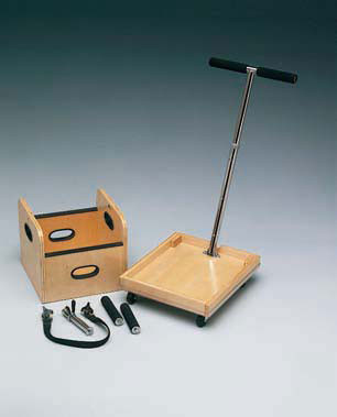 T Handle Work Device Combination Lifting Box Push Cart