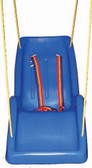 Skillbuilders Full Body Reclining Swing Seat - Rope Attachment