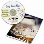 JTech Easy Docs 5.0 Plus Professional Report Generator Software