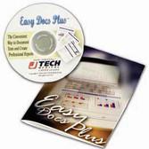 JTech Easy Docs 5.0 Plus Professional Report Generator Software