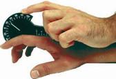Baseline 180-Degree Plastic One Handed Finger Goniometer 25