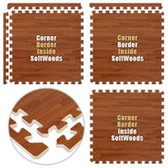 Alessco SoftWoods Flooring - Red Oak