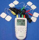 Digital 4-Channel Combination EMS/TENS UNIT