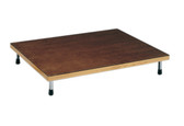 Physical Therapy Exercise Powder Board w/ Folding Legs