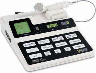Chattanooga Intelect 4 Channel Ultrasound Machine