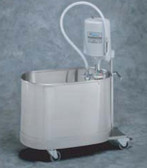 Whitehall Stainless Steel Extremity Mobile Whirlpool