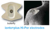 Ionto+Plus Hi-Per Electrodes, Iontophoresis PLUS Application Kit