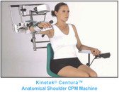 Kineteka Centura  Anatomical Shoulder Continuous Passive Motion Machine