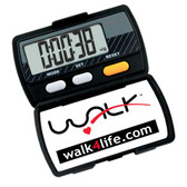 Walk4Life MVP Large Display Step and Distance Pedometer