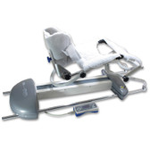 The CPM 8000 is a great resource for therapists who are helping patients rehabilitate knee injuries