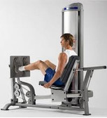 TuffStuff Seated Leg Press