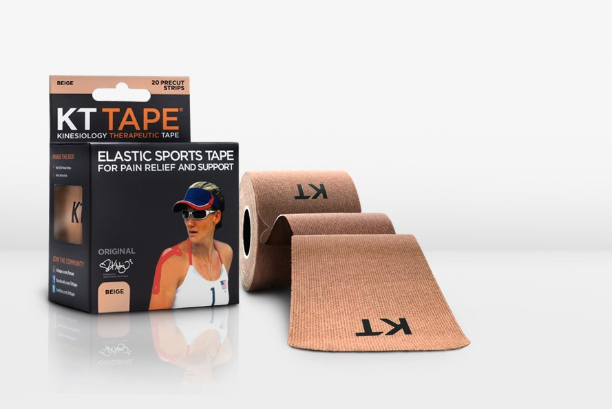 Taping Supplies for sports trainers, athletes, and others. KT Tape, Cloth Tape, and more.