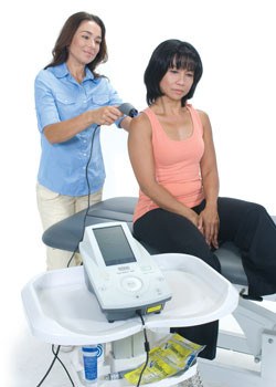 Shop laser and light therapy machines made by Mettler and Chattanooga