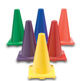 6-Inch Individual Compact Game Cones