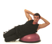 Bosu Vestibular Dome with 1/2-hour video and 4-page manual