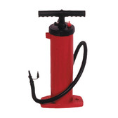 Double Piston Foot Pump for Inflatable Exercise Ball