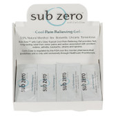 Sub Zero Gel (10 boxes, with each box containing 100 pieces of 5-ml packs)