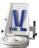 Toilet Support System with High Back (Medium)