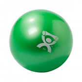 "Cando Wate Ball (Hand-Held Size, 5"", Green, 4.4 lbs)"