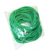 Additional Latex Free Bands (25 pieces, Green, Medium)