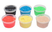 Cando Antimicrobial Theraputty (1 lbs, 6 pieces, all colors)
