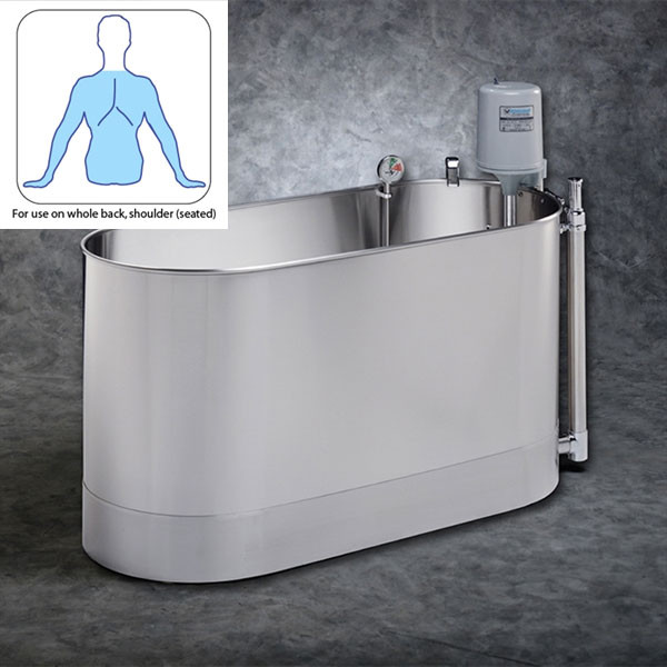 Therapeutic Whirlpool for Hip Pain