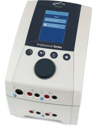 Electrotherapy devices for physical therapy made by Mettler, Chattanooga, Current Solutions, and more.