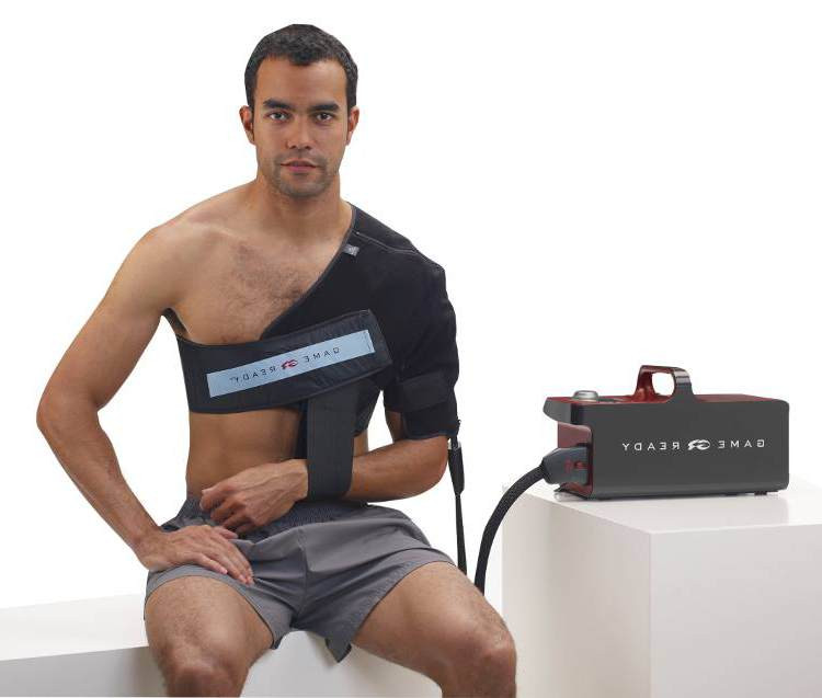 Cold Compression Therapy for Shoulder Pain
