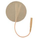 """Tan Cloth 2"""" Electrode"""