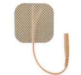 latex free flexible electrode