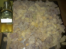Royal Frankincense oil from Oman - Hogari oil 3cc