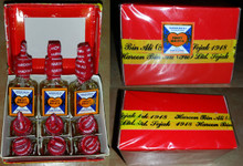1 dozen (12 bottles) of The famous Sweet Malaya atar by HBA (established since 1918) 3cc each
