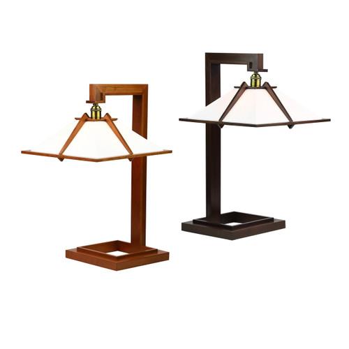 Frank Lloyd Wright Taliesin 1 Lamps by Alamoderna