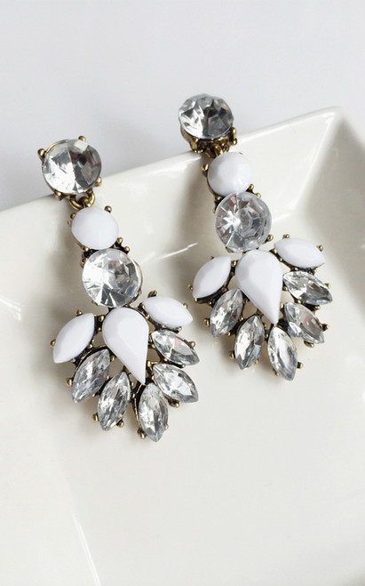 Alison Drop Earrings | ALYSSANDRA