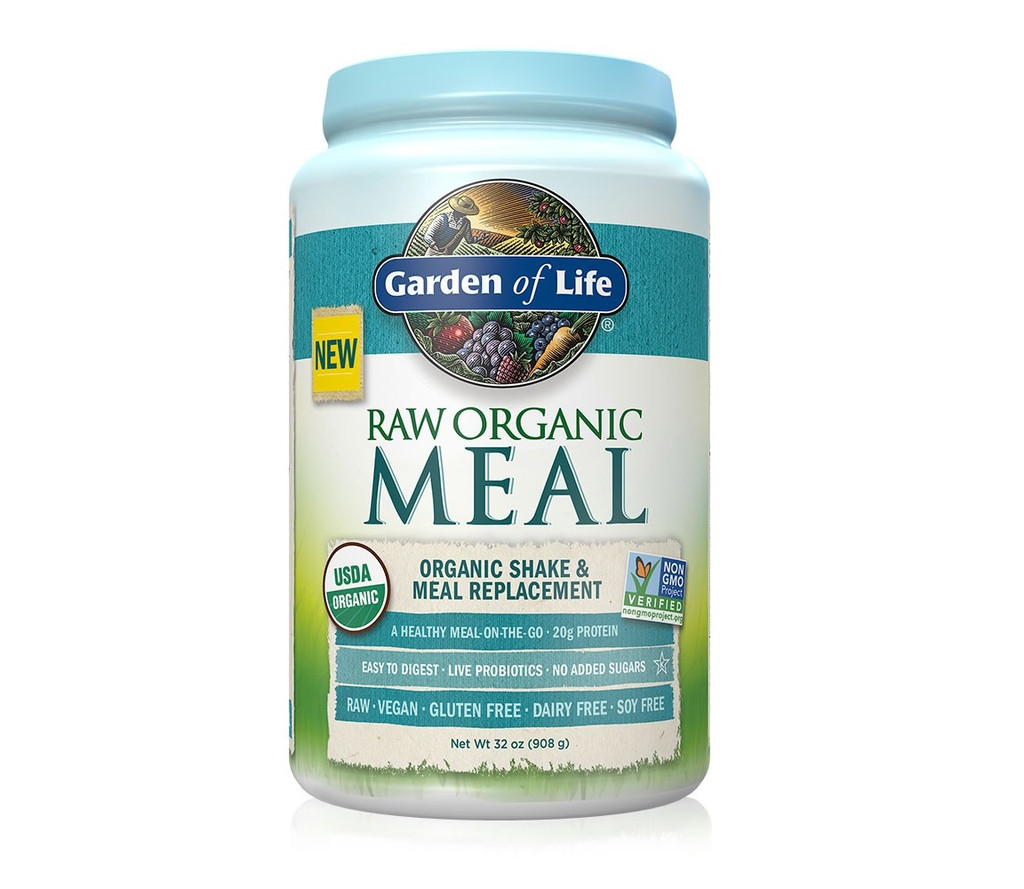 Garden of Life RAW Organic Meal