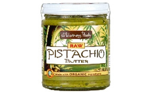 Wilderness Poets Raw Organic Pistachio Butter
