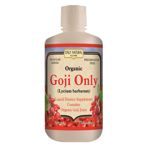 Only Natural Organic Goji Juice