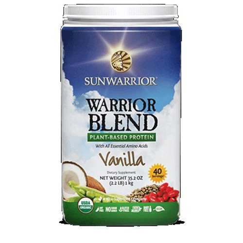 Sun Warrior Blend Protein Powder