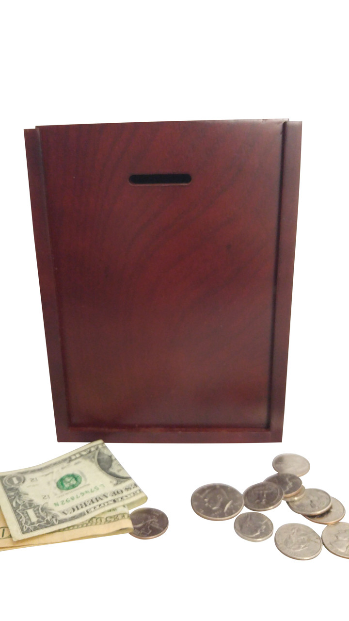 Wooden Locked Wall Donation Box - 01 ...  sc 1 st  My Charity Boxes & Wooden Locked Wall Donation Box - 01 - My Charity Boxes Aboutintivar.Com