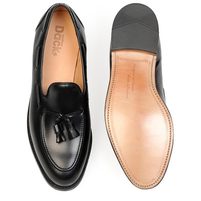 PERRY - Black Calf - F